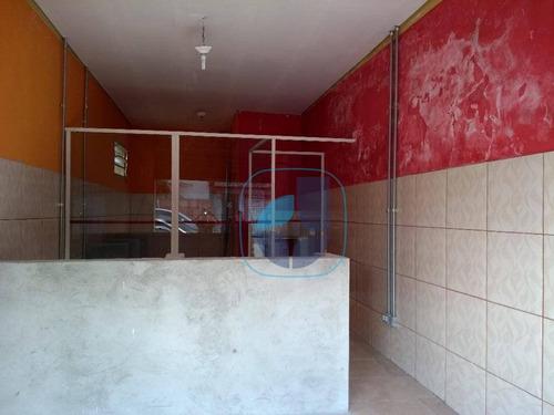 salão comercial para locação, centro, diadema. - sl0538