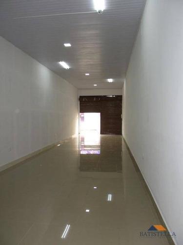 salão comercial para locação, centro, limeira. - sl0007