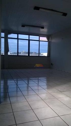 salão comercial para locação, centro, mogi das cruzes. - sl0017