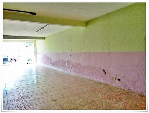 salão  comercial para locação, centro, nova odessa. - codigo: sl0037 - sl0037