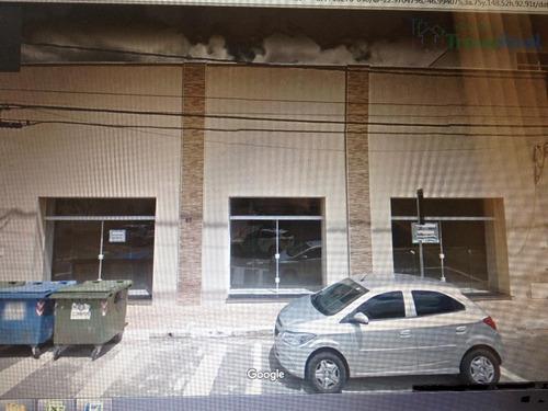 salão comercial para locação, centro, valinhos. - sl0079
