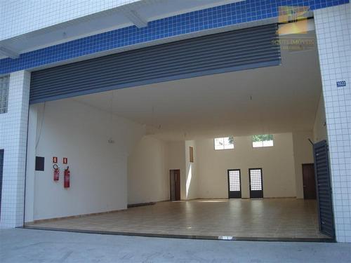 salão comercial para locação, gopoúva, guarulhos. - codigo: sl0116 - sl0116