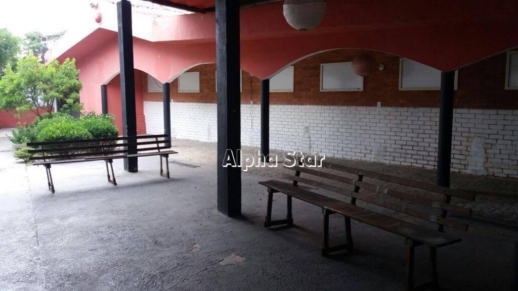 salão comercial para locação, granja viana, cotia - sl0004. - sl0004