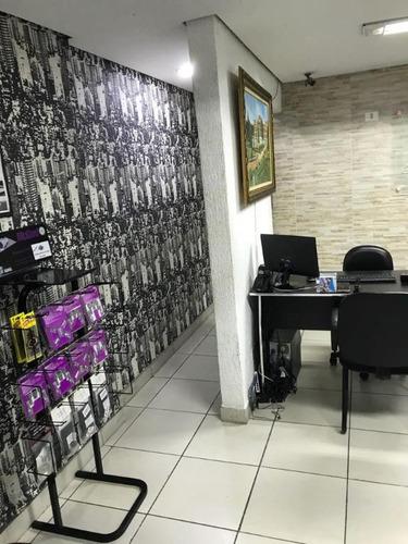 salão comercial para locação, ipiranga, são paulo. - sl0061