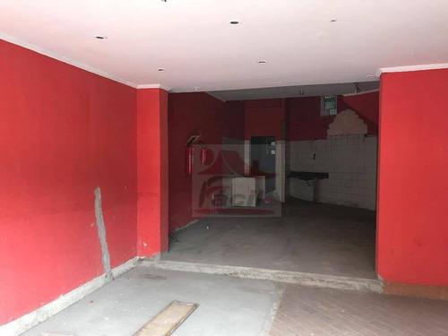 salão comercial para locação | itaquera - sao paulo - sl0011