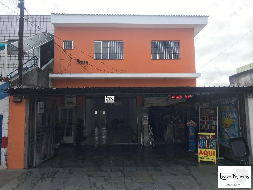 salão comercial para locação itaquera - sl00010 - 34139511