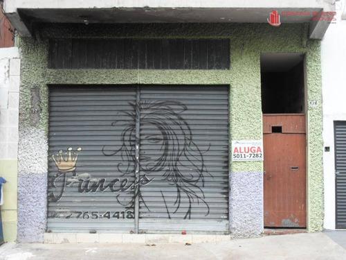 salão comercial para locação, jabaquara, são paulo - sl0007. - sl0007