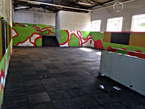 salão comercial para locação, jardim brasília (zona leste), são paulo. - codigo: sl0068 - sl0068