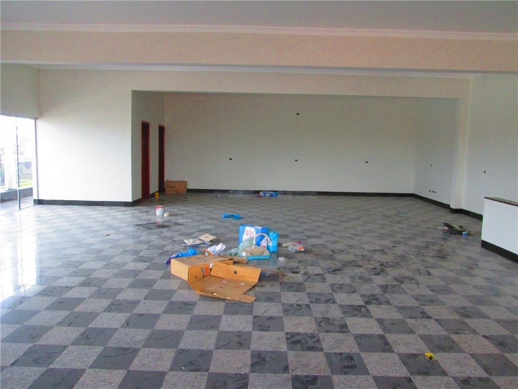 salão comercial para locação, jardim da alvorada, nova odessa - sl0007. - sl0007