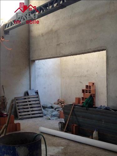 salão comercial para locação, jardim nossa senhora auxiliadora, campinas. - sl0008