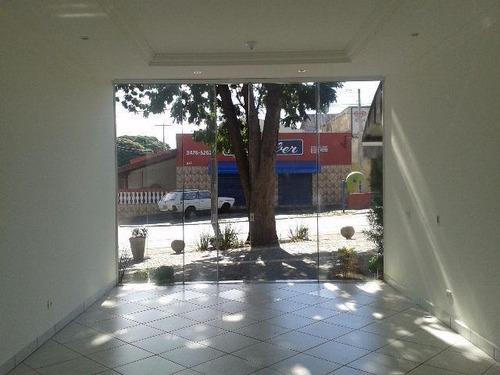 salão  comercial para locação, jardim nossa senhora de fátima, nova odessa. - codigo: sl0021 - sl0021