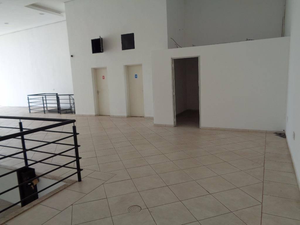 salão comercial para locação, jardim panorama, bauru. - sl0010