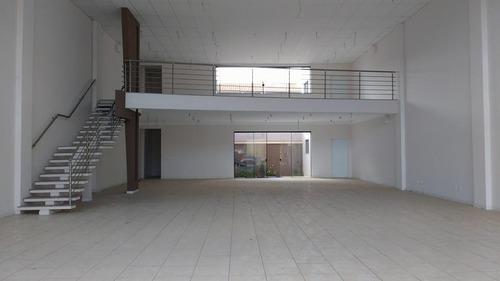 salão comercial para locação, jardim paulista, americana - sl0016. - sl0016