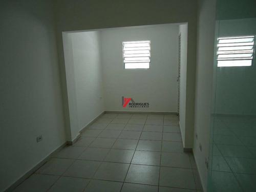 salão comercial para locação, jardim paulista, atibaia. - sl0022
