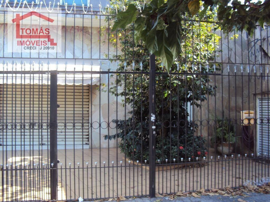 salão comercial para locação, jardim santo elias, são paulo. - sl0067