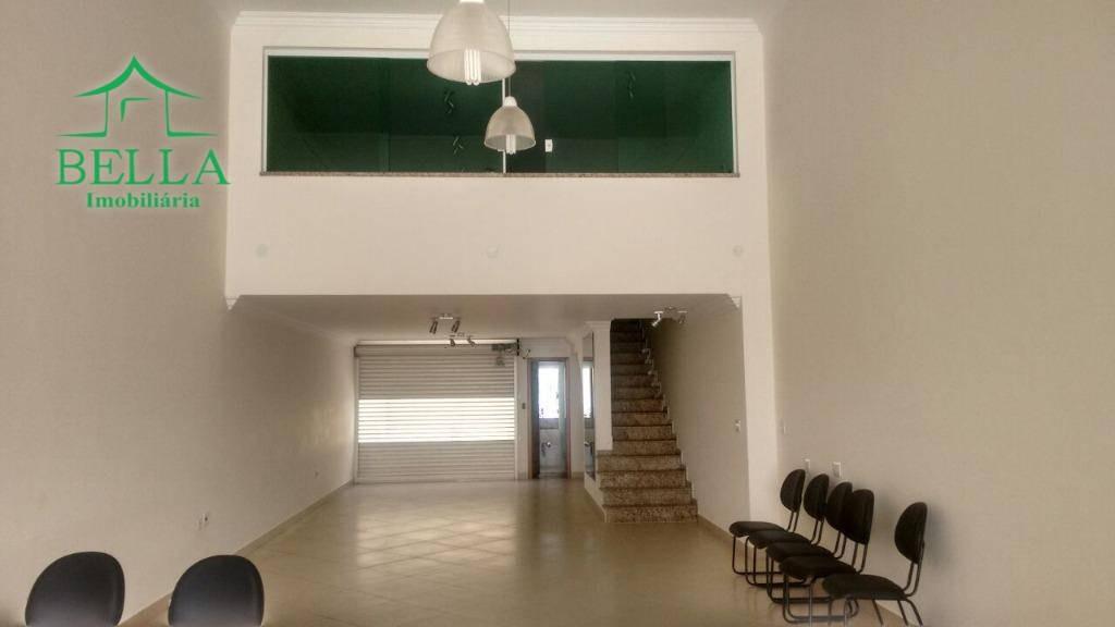 salão comercial para locação, jardim santo elias, são paulo. - sl0157
