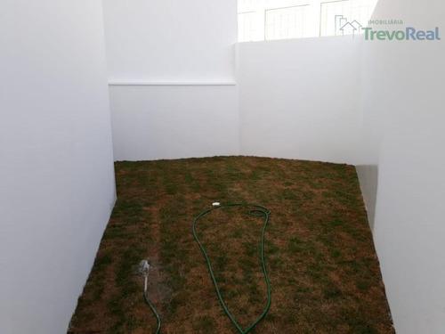 salão comercial para locação, jardim trevisan, vinhedo. - sl0082
