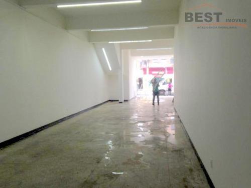 salão comercial para locação, lapa, são paulo. - sl0023