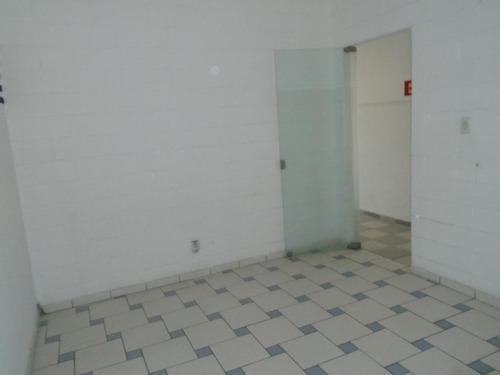 salão comercial para locação, mooca, são paulo. - sl0024