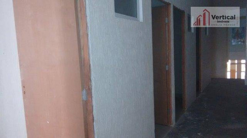 salão comercial para locação, mooca, são paulo - sl0116. - sl0116
