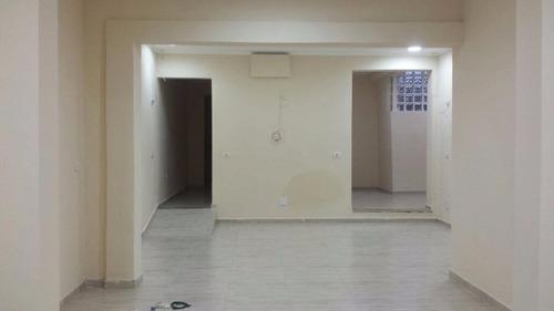 salão comercial para locação na mooca!!! 100m² - sl0076