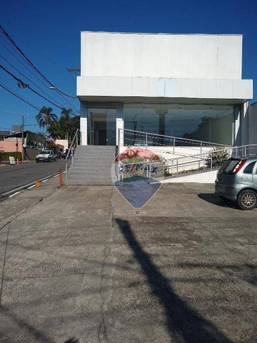salão comercial para locação na vila partênio - mogi das cruzes/sp - sl0009