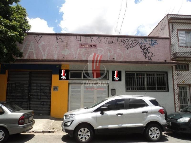 salão comercial para locação no bairro do tatuapé com 300 m. - 4256