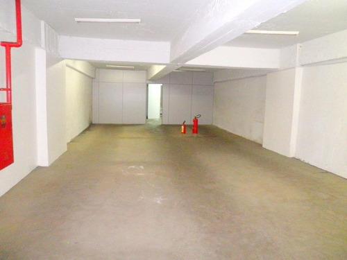 salão comercial para locação, parque da mooca, são paulo. - sl0006
