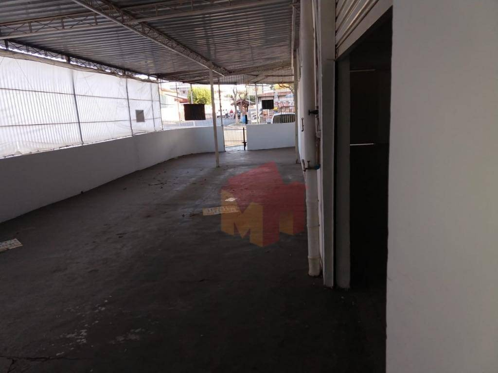 salão comercial para locação, parque são jerônimo, americana. - sl0038