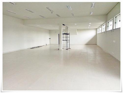salão  comercial para locação, residencial jacira, americana. - codigo: sl0038 - sl0038