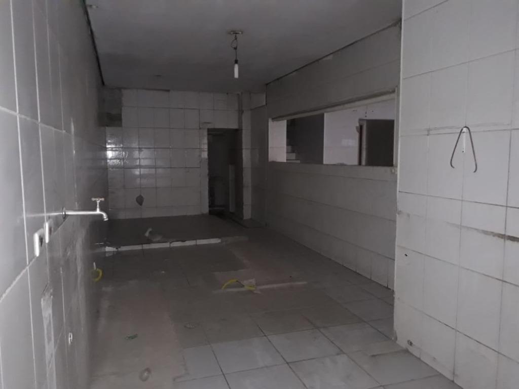 salão comercial para locação, santo antônio, são caetano do sul. - sl0276