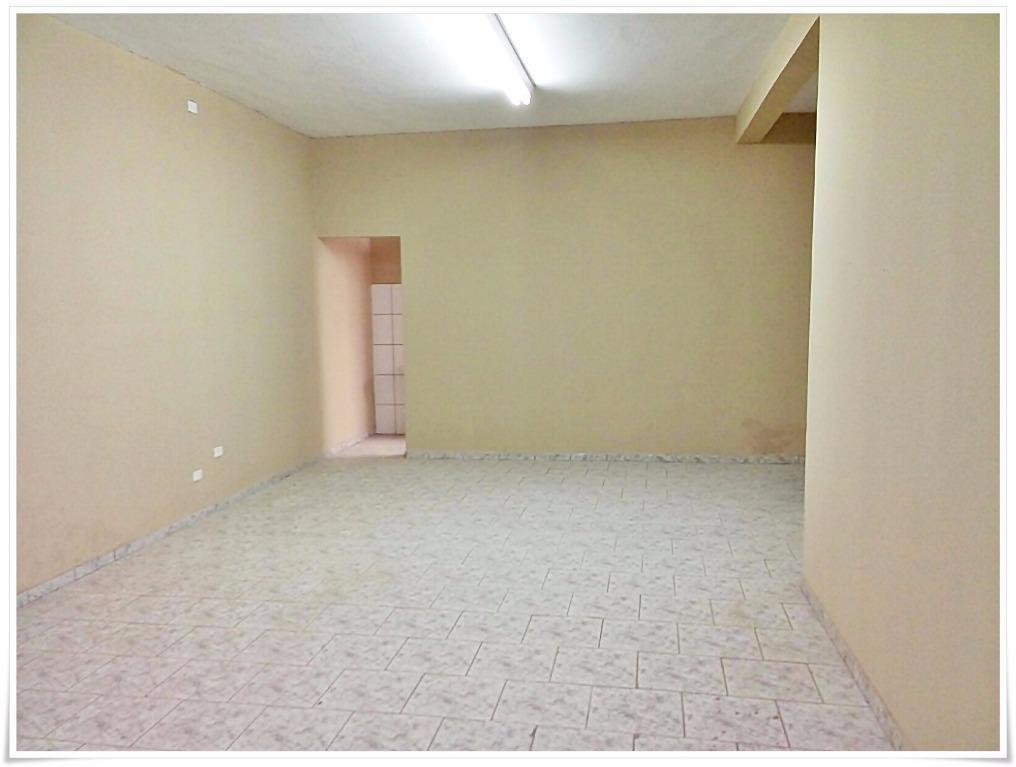 salão  comercial para locação, vila belvedere, americana. - codigo: sl0028 - sl0028