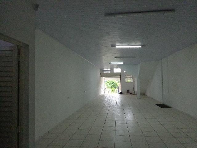 salão  comercial para locação, vila biasi, americana. - codigo: sl0011 - sl0011