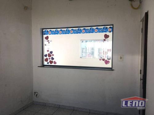 salão comercial para locação, vila carrão, são paulo. - sl0035
