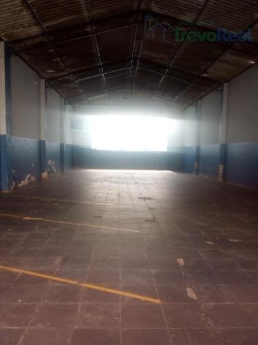 salão comercial para locação, vila clayton, valinhos. - sl0049
