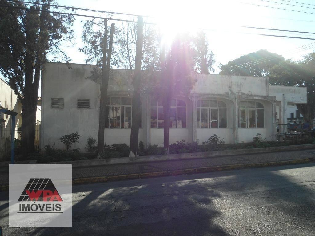 salão comercial para locação, vila cordenonsi, americana - sl0246. - sl0246