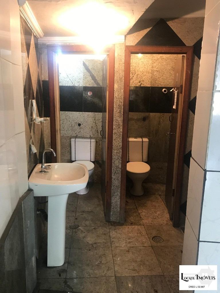 salão comercial para locação vila ema - sl00013 - 33577256