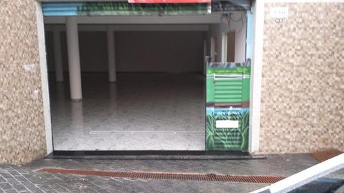 salão comercial para locação, vila formosa, são paulo. - codigo: sl0015 - sl0015