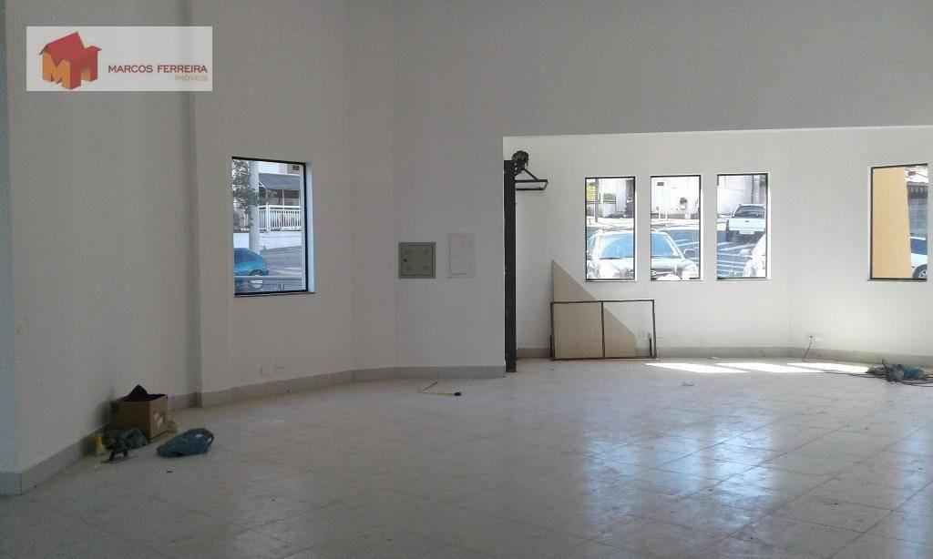 salão comercial para locação, vila galo, americana. - sl0030