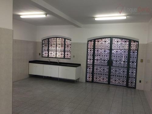 salão comercial para locação, vila georgina, indaiatuba. - sl0008