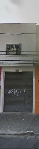 salão comercial para locação, vila leopoldina, são paulo. - sl0028