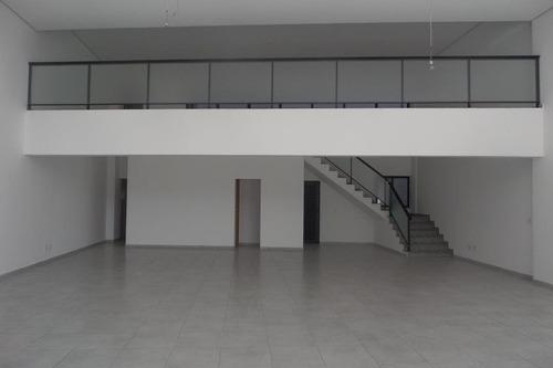 salão comercial para locação, vila marieta, são paulo. - sl0008