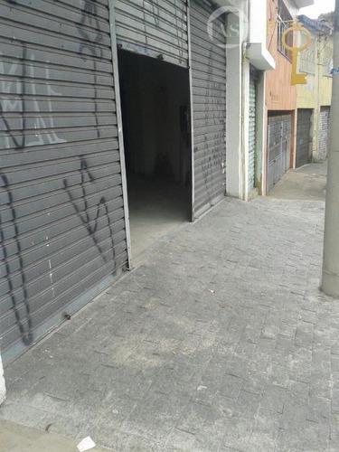 salão  comercial para locação, vila matilde, são paulo. - codigo: sl0069 - sl0069