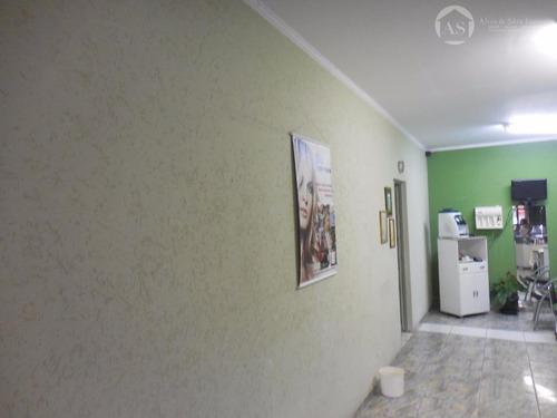 salão comercial para locação, vila matilde, são paulo. - codigo: sl0070 - sl0070