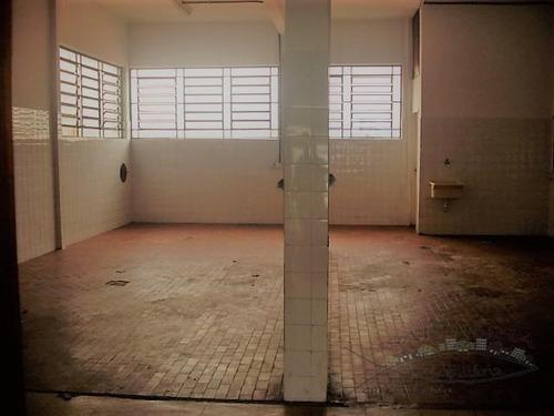 salão comercial para locação, vila morse, são paulo. - sl0001