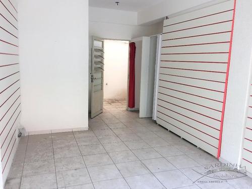 salão comercial para locação, vila morse, são paulo - sl0004. - sl0004