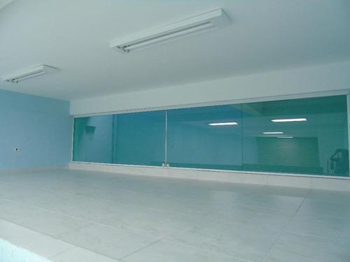 salão comercial para locação, vila santana, são paulo. - sl0034