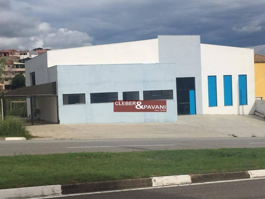 salão comercial para venda e locação, itapeva, votorantim. - sl0009