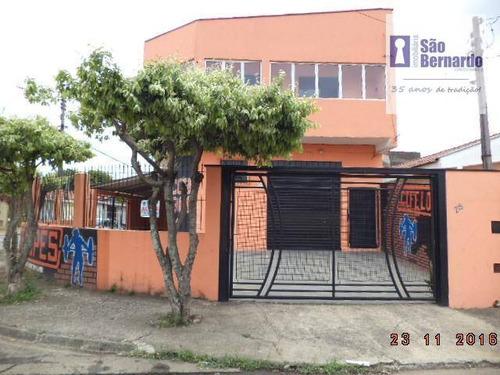 salão comercial para venda e locação, jardim brasil, americana. - sl0222
