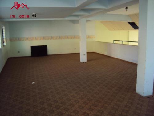 salão comercial para venda e locação, jardim flamboyant, campinas. - sl0002